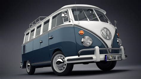 wallpaper vans 3d volkswagen bus wallpapers wallpaper cave