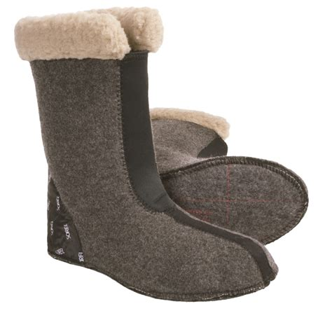 boot liners sorel caribou thermoplus boot liners for
