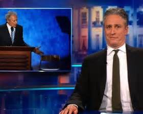 Jon stewart destroys clint eastwood and his appearance at the 2012