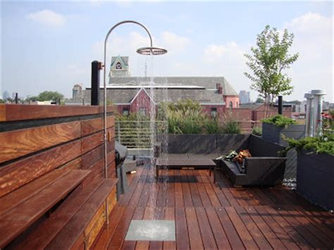 outdoor shower on deck city beautiful carpentry ipe deck with outdoor shower and