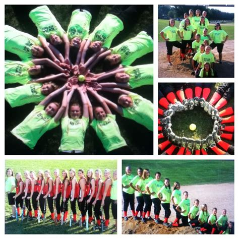 cute themes for teams 17 best images about softball team picture ideas on
