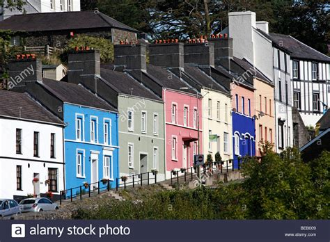 buy house in wales terraced houses llandeilo wales uk stock photo royalty free image 26057033 alamy
