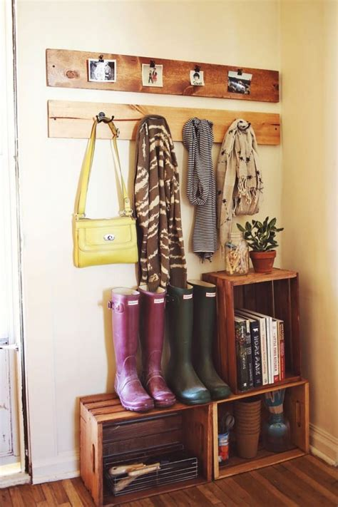 diy entryway projects page      build