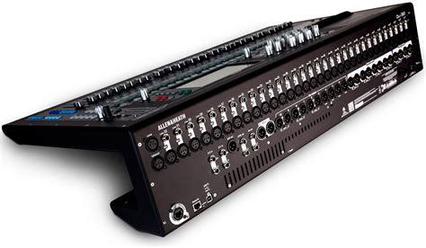 Mixer Digital Allen Heath Qu 32 allen heath qu 32 digital mixer keymusic