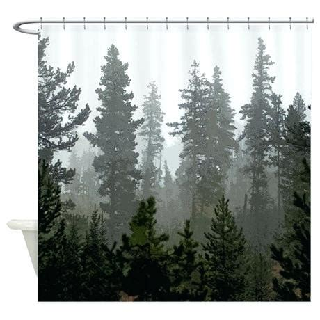 Nature Inspired Shower Curtains Nature Inspired Shower Curtains Pine Forest Shower Curtain Nature Shower Curtains Nature