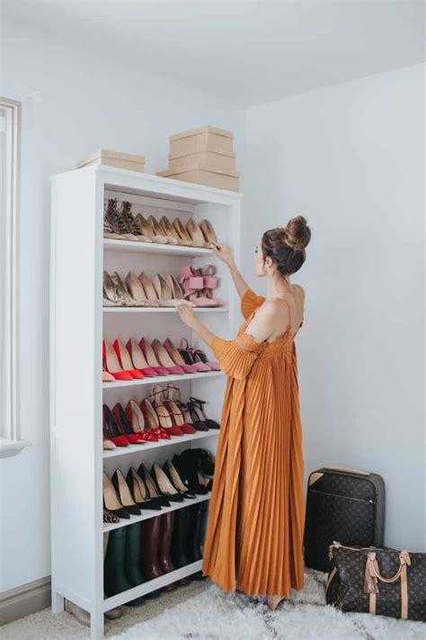 shoe storage ideas  fabulous ways  organize