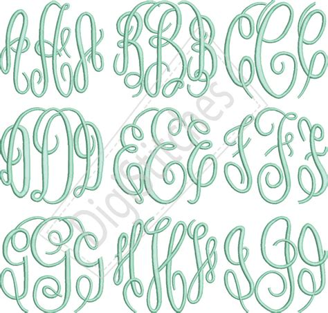 how to embroider letters the gallery for gt embroidery font 1301