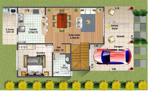 Como Criar Uma Planta De Casas como criar uma planta de casas planta baixa 1 car interior