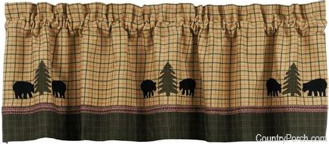 black bear kitchen curtains country kitchen curtains and valances 2017 2018 best