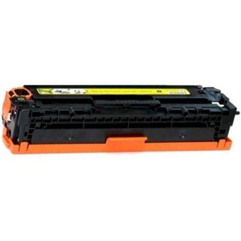 Fast Print Chip Toner Hp 128a Cartridge Ce322a Yellow ce322a hp laserjet pro cm1415 toner 128a yellow