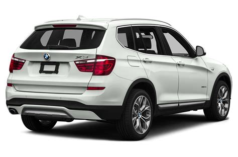 bmw jeep 2016 2016 bmw x3 price photos reviews features