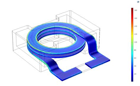 transformer and inductor modeling with comsol multiphysics evaluate your 3d inductor design with comsol multiphysics comsol