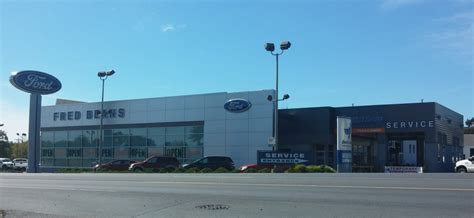 Fred Beans Ford Boyertown by Fred Beans Ford Of Boyertown Hollenbach Construction Inc