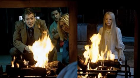 the in the fireplace a doctor a day