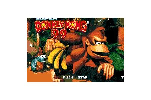 donkey kong 99 download