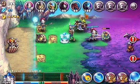 download game empire vs orcs mod apk empire vs orcs v1 0 1 apk androidhd games