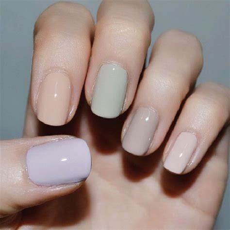 1000 ideas about neutral nail on nail