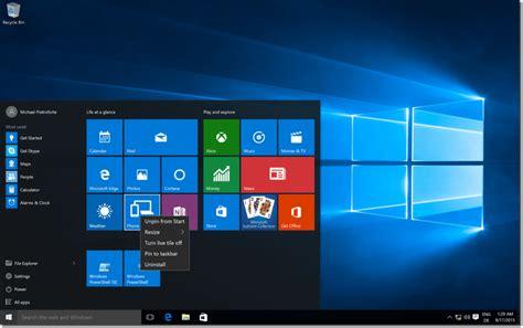 export start menu layout windows 10 deploy the windows 10 start menu layout with group policy