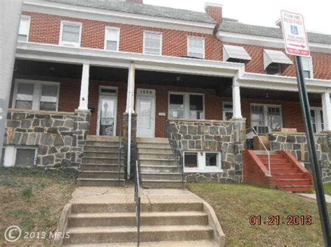 1229 union ave baltimore maryland 21211 reo home details