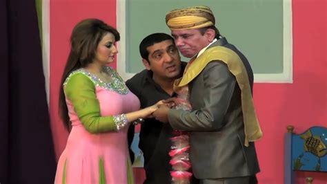 best stage drama pyar da station zafri khan best comedy drama punjabi