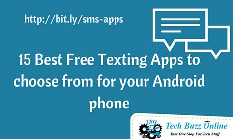 free texting app for android 15 best free text messaging apps for android