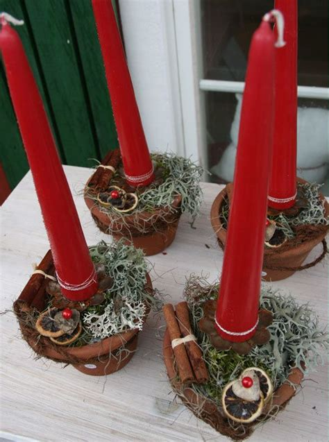 christmas candles diy holidays craft diy inspiration from sweden skimbaco lifestyle magazine