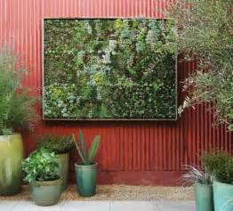 Garden Wall Art Ideas