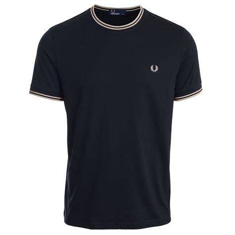T Shirt Fred Perry Navy fred perry m1588 t shirt tdf fashion