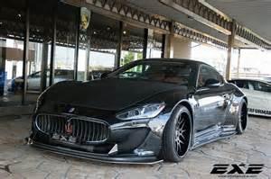 Maserati Granturismo Spyder Tuningcars Wide Maserati Granturismo By Exe
