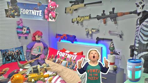 fortnite bedroom ultimate fortnite bedroom tour