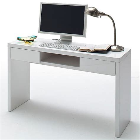 High Gloss Computer Desks Furniture In Fashion High Gloss Computer Desk