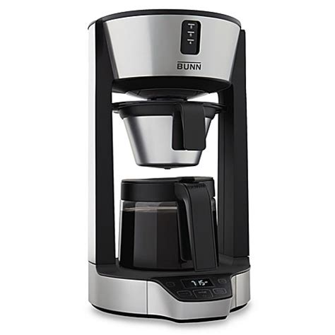 bed bath and beyond coffee makers bunn 174 phase brew coffee maker bed bath beyond