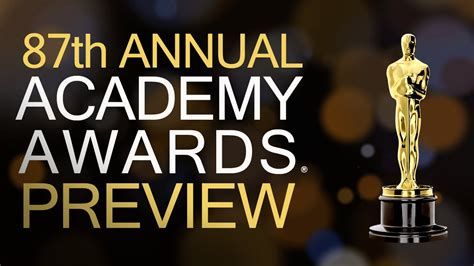 oscar film of the year 2015 oscar nomination recap 2015 87th academy awards hd