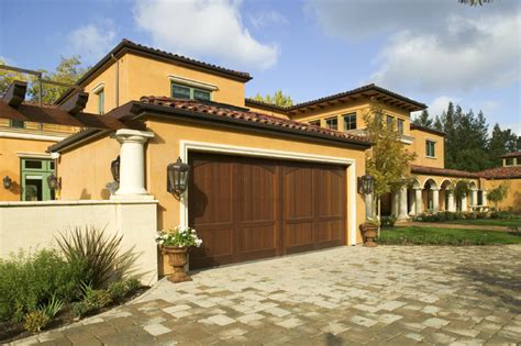 exterior paint colors for mediterranean style homes monte sereno tuscan custom home mediterranean exterior
