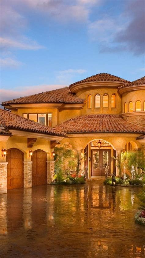 hdr photography mansion wallpaper