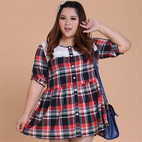 Plaid Dress Size 8t plus size plaid dress images