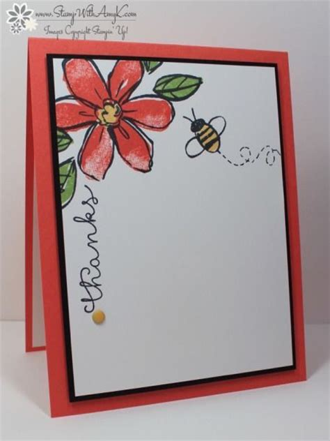 Exles Of Handmade Cards - 224 best images about thank you cards on