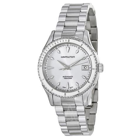 hamilton jazzmaster h37425112 s watches
