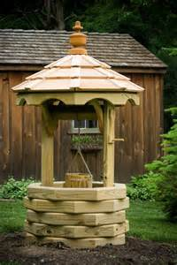 How To Build A Wishing Well Planter by Best 25 Wishing Well Ideas On