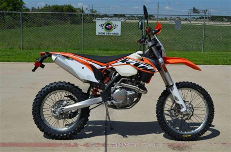 Ktm 500 Exc Dual Sport 2013 Ktm 500 Exc Dual Sport For Sale On 2040 Motos