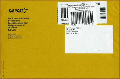 Post Schweiz Express Brief Philaseiten De Gestempelte Handschriftliche Oder Postvermerke Als Label Auf Belegen