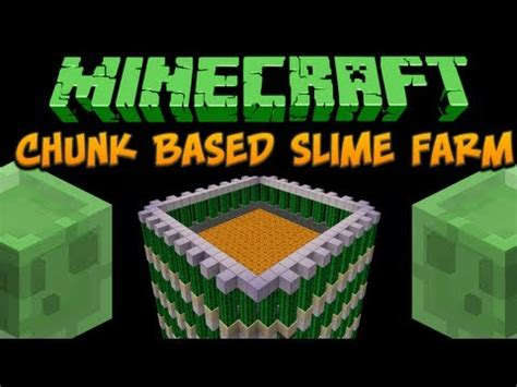slime trap tutorial minecraft automatic slime farm tutorial works in 1 4 5 doovi