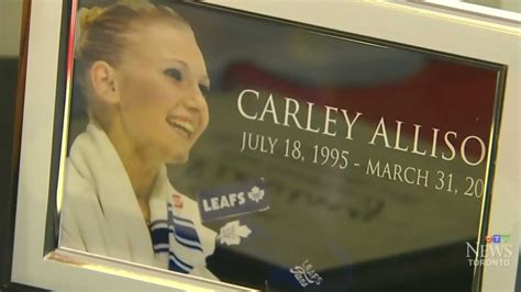 Memorial held for girl who died of cancer at 19   CTV