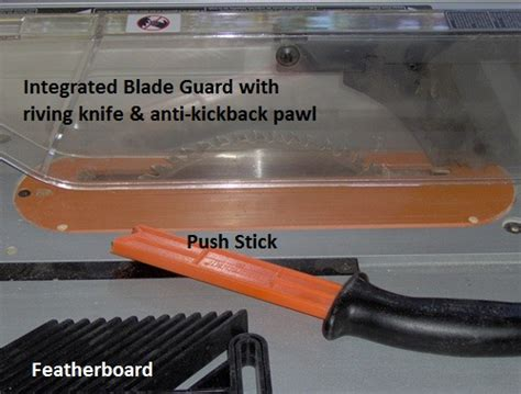 bench saw safety safety sunday top ten table saw safety tips