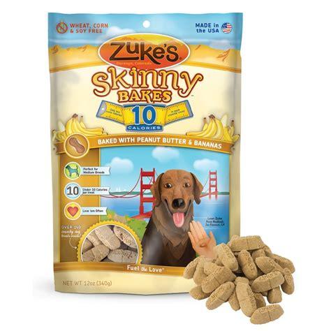 zukes treats zuke s bakes peanut butter bananas treats naturalpetwarehouse