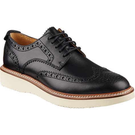 best oxford shoes for sperry top sider gold lug wingtip brogue oxford shoe