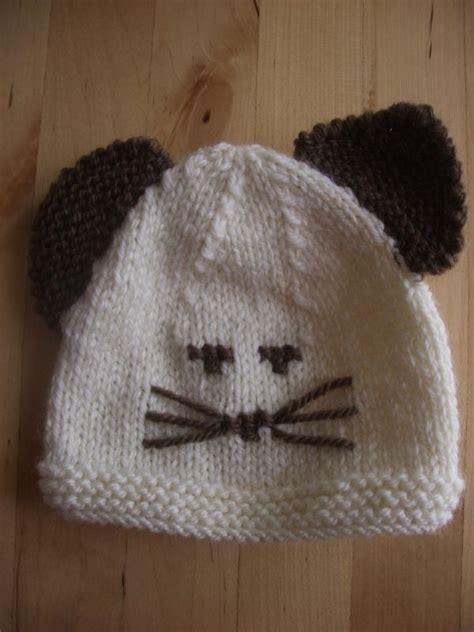 bonnet oreille de chat bebe