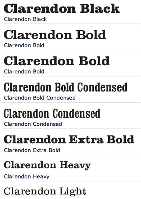 typography family clarendon font family free font photography fonts fonts