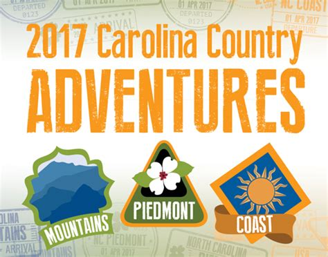 carolina adventure weekends a traveler s guide to the best outdoor getaways books 2017 carolina travel guide carolina country