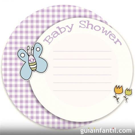 imagenes mariposas para baby shower niña invitaci 243 n de ni 241 a para baby shower con mariposa 10